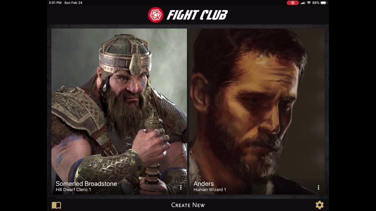 Introduction to Fight Club 5 for 5th Edition D&D - donfarland com