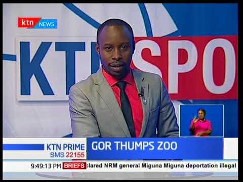 Gor Mahia display a cosmic performance against KPL side Zoo Kericho