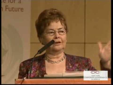 Building a Better Life For All: Lynn McGregor 3