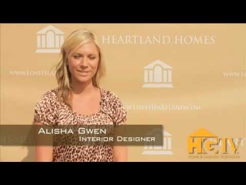 Heartland Homes on HGTV house down