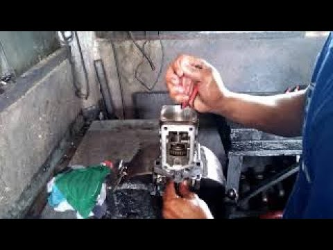 Repeat HOW TO SET THE INJECTION PUMP ON A MITSUBISHI COLT DIESEL