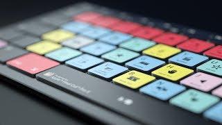 Editors Keys Backlit Shortcut Keyboard - For Mac or PC