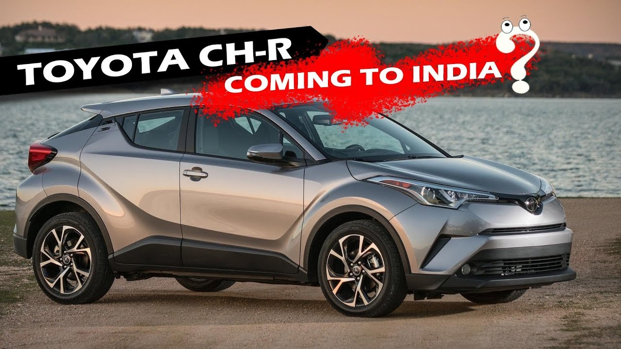 toyota chr - expected india launch details | icn studio - youtube