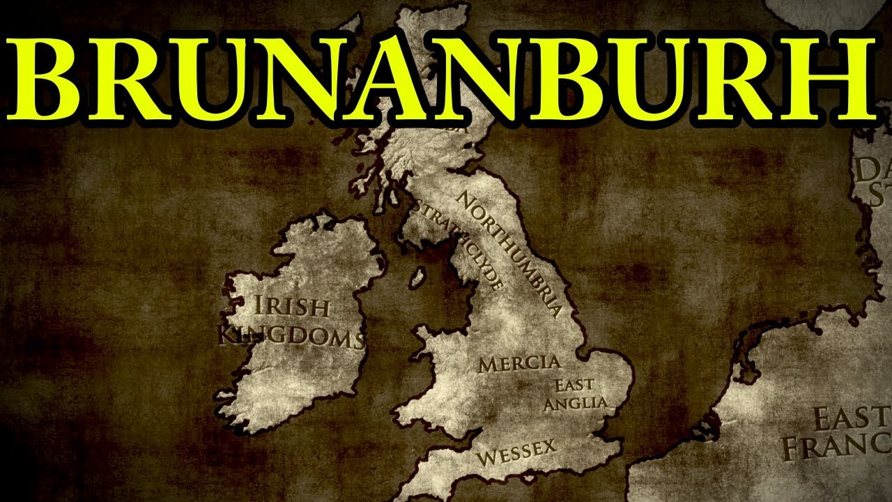 The Battle of Brunanburh 937 AD