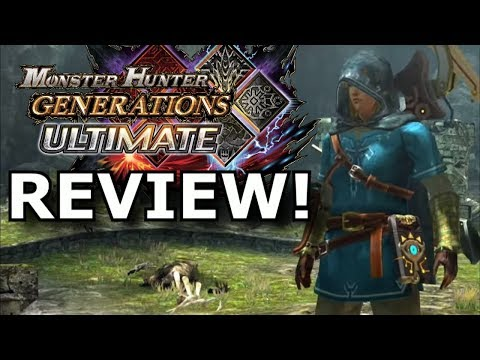 Monster Hunter Generations Ultimate Review! HARDER Than MH World? (Nintendo Switch) thumbnail