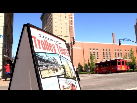 Trolley de 'Ville Fun Tours & Charters