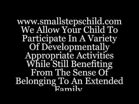 Avondale, Arizona Child Care; Small Steps in-home day care center