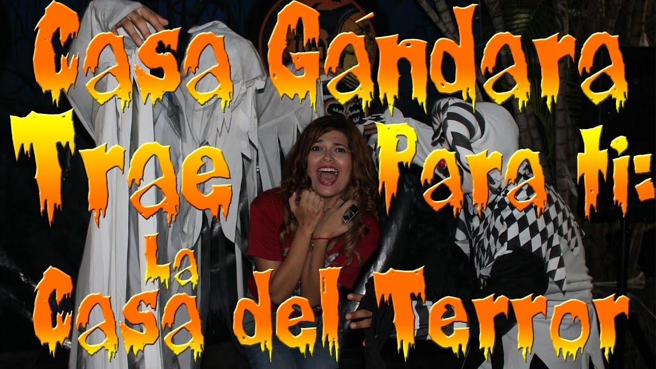 In The Zone La Casa del Terror en Casa Gndara  YouTube