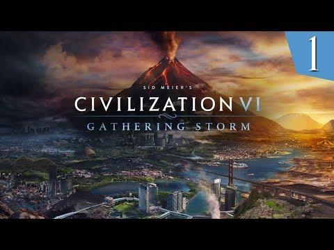 Civilization VI GATHERING STORM - LA MADRE RUSIA #1 | Gameplay Español
