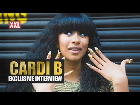 Cardi B Talks Rap Career, Providing For Her Family and the Price of Fame