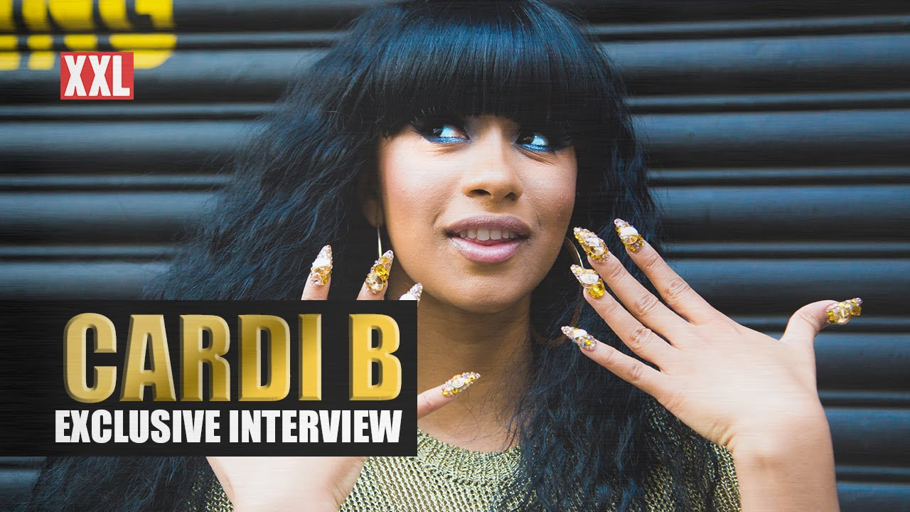 Cardi B Before Fame: Cardi B Talks Rap Career, Providing For Her Family And The