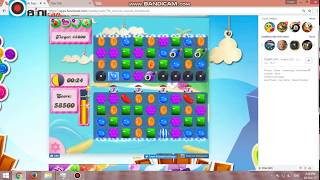 Candy Crush Gameplay Level 134 Walk-through  Video & Cheats | Free Tips and Tricks