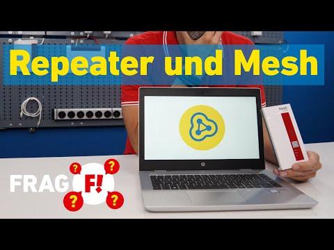 WLAN Repeater verbunden, aber warum nicht im Mesh? | Frag FRITZ! 003