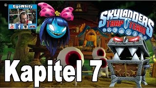 Skylanders Trap Team - Monstersumpf - Kapitel 7 [HD] Deutsch/German
