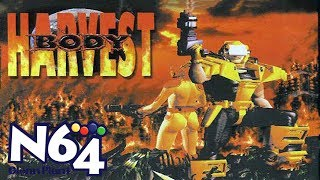 Body Harvest - Nintendo 64 Review - HD