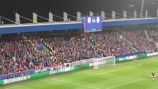 FC Viktoria Plzeň - Real Madrid CF - 0:5 (atmosféra)