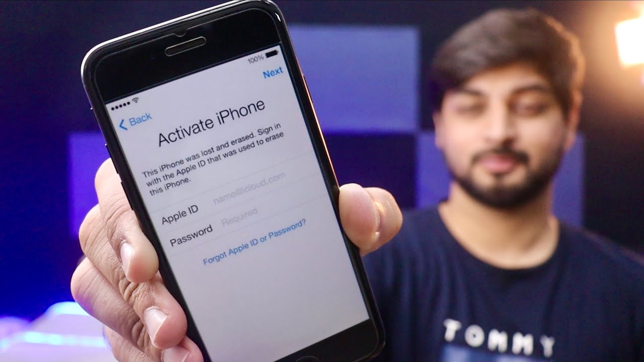 iCloud Bypass   How to Bypass Activation Lock on iPhone/iPad without Apple ID 2021   Mohit Balani