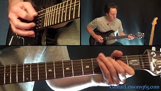 Fortunate Son Guitar Lesson - Creedence Clearwater Revival