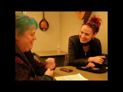 "COAL CHAMBER's Nadja Peulen Discusses New Album ""Rivals"", US Tour & Future Plans (2015)"