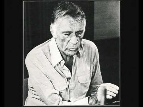 Richard Burton reads John Donne's poem  'Go and catch a falling star'