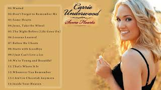 Carrie Underwood: Some Hearts[ Full Album 2005 2006]