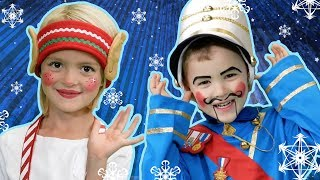 Christmas Face Paint Song | SillyPop