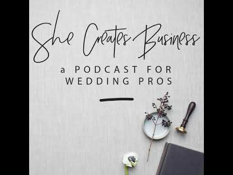 87: How to Bounce Back from Serious Burnout in Your Wedding Business with Mary Swaffield