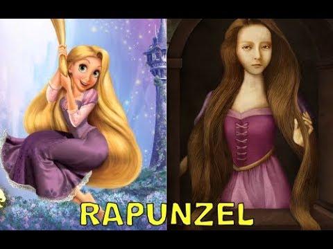 Disney Princesses in The Renaissance 2
