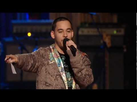 Mike Shinoda MTV VMA 2006 (Best Ringtone - Where'd You Go) HD