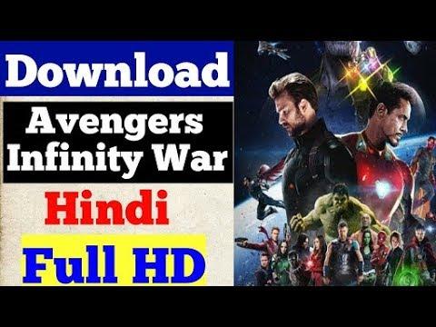 AVENGERS: Infinity War (2018) infinito Free Download Hindi Dubbed || Dual Audio 720p