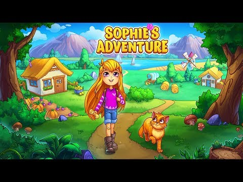 Sophie's Mystery Adventure - Android Gameplay ᴴᴰ