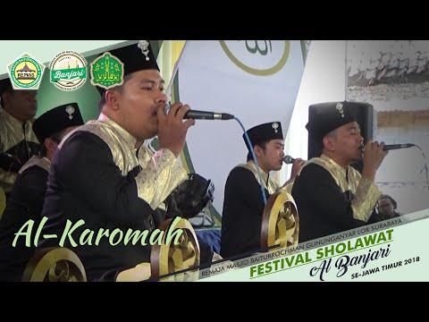 AL KAROMAH WONOAYU SIDOARJO - FESBAN MASJID BAITURROCHMAN GUNUNGANYAR LOR SURABAYA 2018