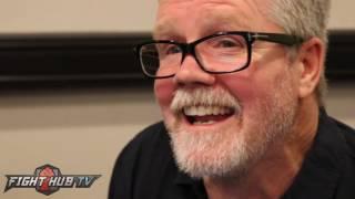 Freddie Roach says UFC owners