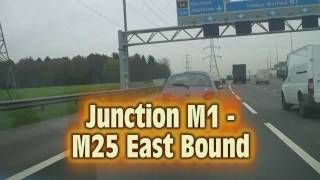 Driving from Birmingham UK to Trieste Italy road trip