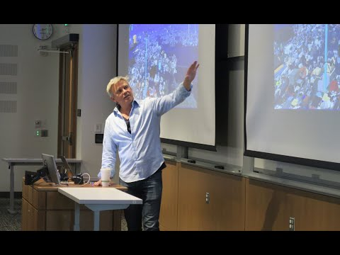 Reality Lab Lectures: Philip Rosedale - VR And Virtual Worlds
