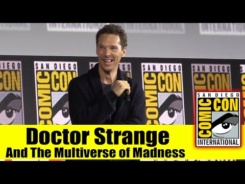 DOCTOR STRANGE AND