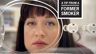 CDC: Tips From Former Smokers - Amanda B.'s Tip Ad