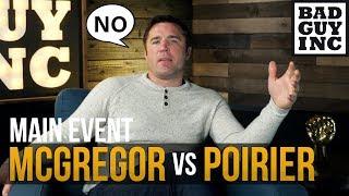 All of a sudden Dustin Poirier calls out Conor McGregor...