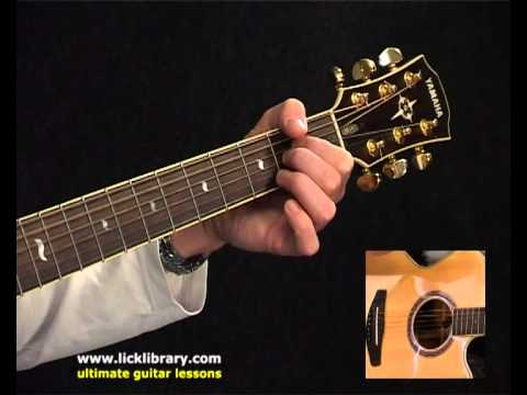 Guitar Lesson - John Lennon - Happy Christmas (War Is Over) With Jamie Humphries Licklibrary