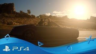 Final Fantasy XV | Ride Together - Launch Trailer | PS4