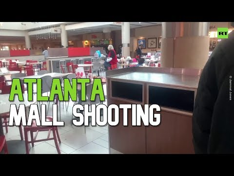 Shooting in Atlanta's Cumberland Mall: 'I just saw them shoot that dude'