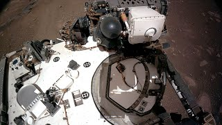 video: Mars landing: Nasa releases new video and audio from Perseverance rover