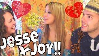 JESSE Y JOY... Y CAELiKE!  WUUUUOUOUOOO!!!