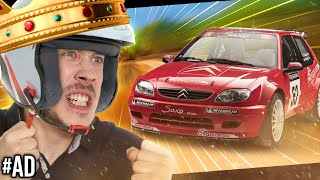 Kings of the Dirt Track in Dirt Rally 2.0!