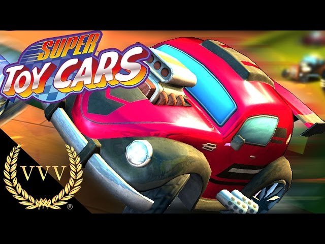 Super Toy Cars - Overview