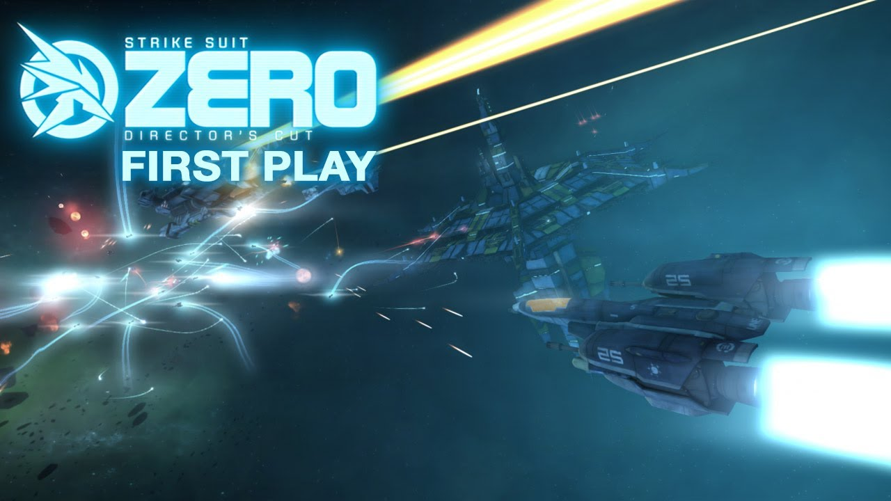First Play: Strike Suit Zero Director's Cut