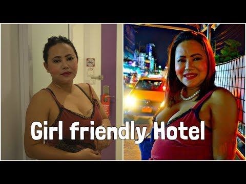 The Best Girl Friendly Hotel in Pattaya