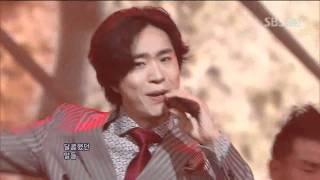 Jo Sung Mo - I'm Gonna Cheat (조성모 - 바람필래) @ SBS Inkigayo 인기가요 100829