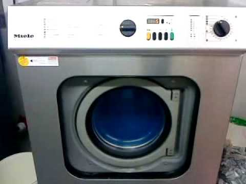 miele professional washers and dryers youtube. Black Bedroom Furniture Sets. Home Design Ideas