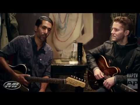 Six-String Stories with Saves The Day's Chris Conley and Arun Bali (part 1)